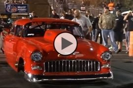 Daddy Dave versus Larry Larson at the Memphis Street Outlaws