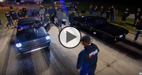 Street Outlaws Cash Days Final Race Big Chief vs  Daddy Dave